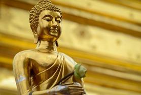 Buddha-Gold-Wat-Phrathat-Doi-Suthep-Chiang-Mai-Thailand