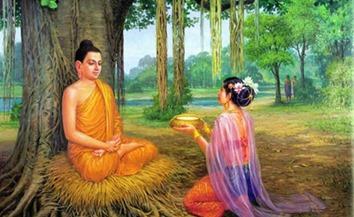 Đức Phật day về nhân quả đẹp, xấu, nghèo, sang hàn của phụ nữ